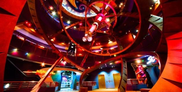 DisneyQuest Indoor Interactive Theme Park